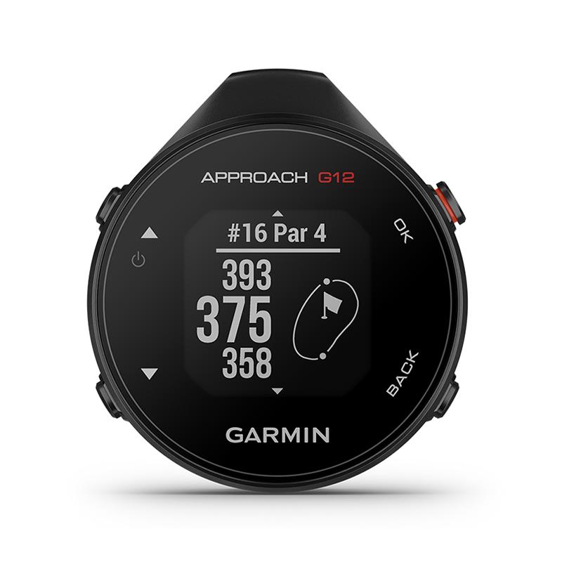 Garmin Approach G12 Handburen GPS 0