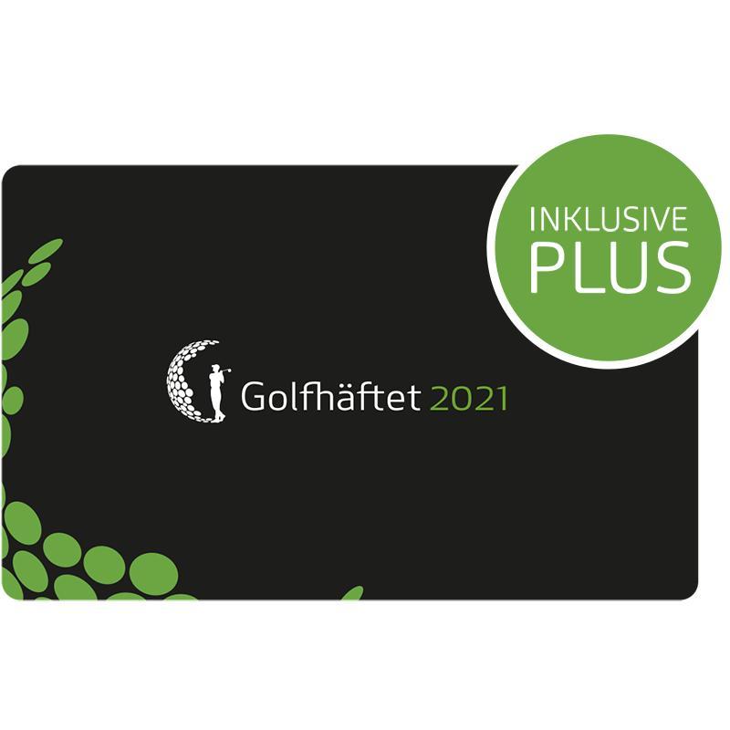 Golfhäftet 2021 ink. PLUS 0