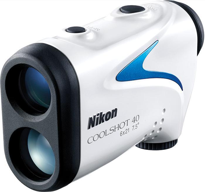 Nikon Coolshot 40 Laserkikare 0