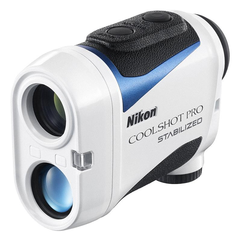 Nikon Coolshot Pro Stabilized Laserkikare 0