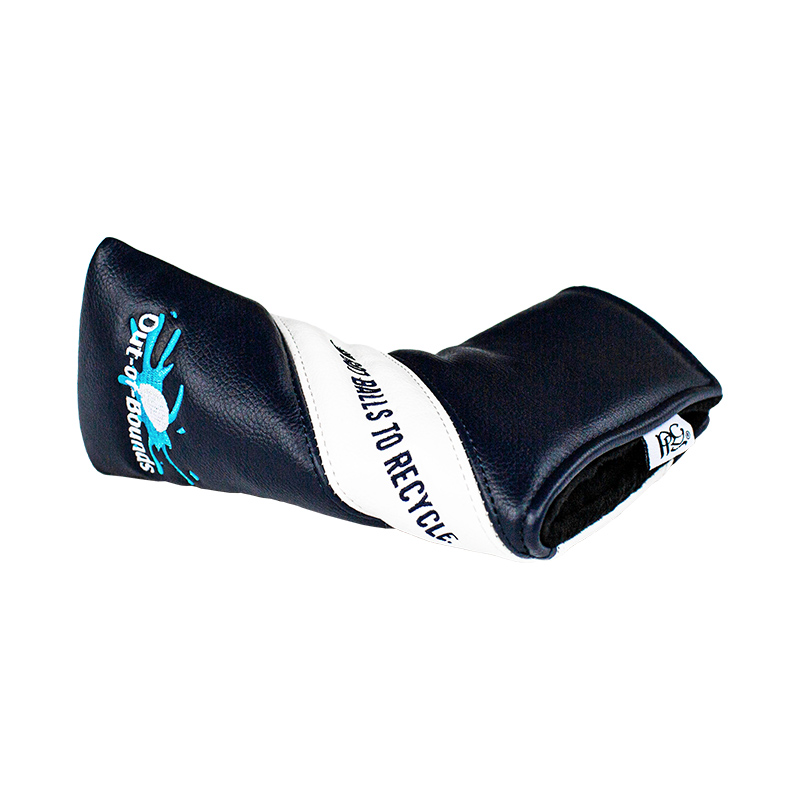 Out of Bounds Headcover Putter Blade 0