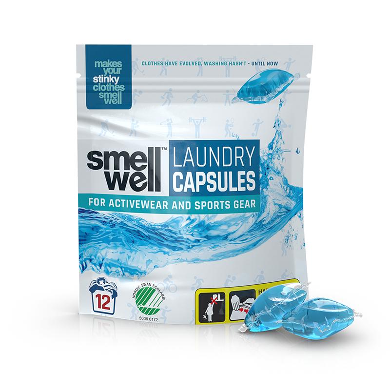 SmellWell Tvättkapslar 0
