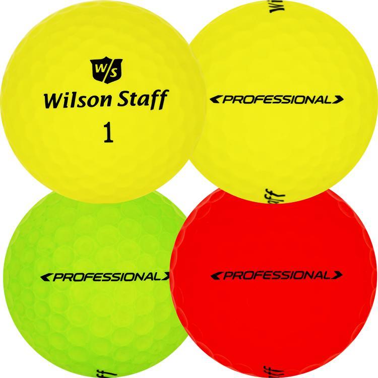 Wilson Staff Duo Professional Färgade