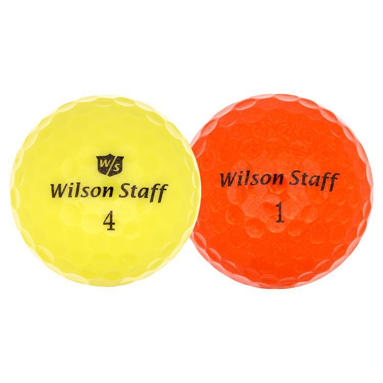 Wilson Staff Mix Färgade